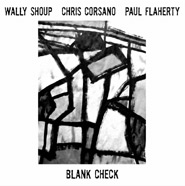 Cover of Blank Check LP