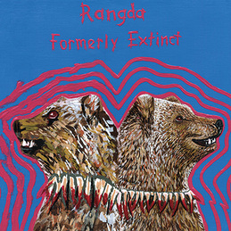 Rangda - Formerly Extinct LP/CD