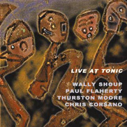 Cover of Live at Tonic CD