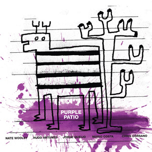 Purple Patio LP cover