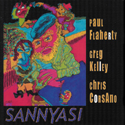 Cover of Sannyasi CD